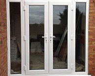 Continental Style Patio Doors